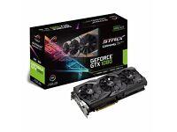 ASUS NVIDIA GeForce GTX 1080 8GB ROG STRIX GAMING OC