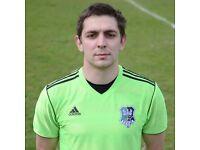 Pawel Zemka - looking for semi-professional team
