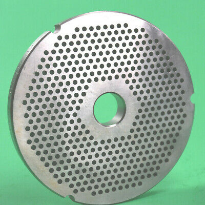 42 X 18 3mm Stainless Meat Grinder Plate For Biro  4 116 Diameter