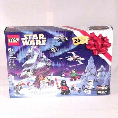 LEGO Star Wars Advent Calendar 75279 Building Kit Skywalker Saga
