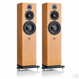 ATC SCM-40p Mk2 speakers (new curved shape)