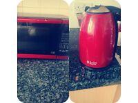 Microwave&kettle Russel hobbs