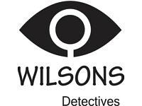 Private Investigation Services- Wilsons Detectives; serving worldwide; open 24/7