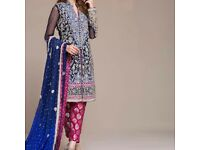 Pakistani and Indian ladies clothes