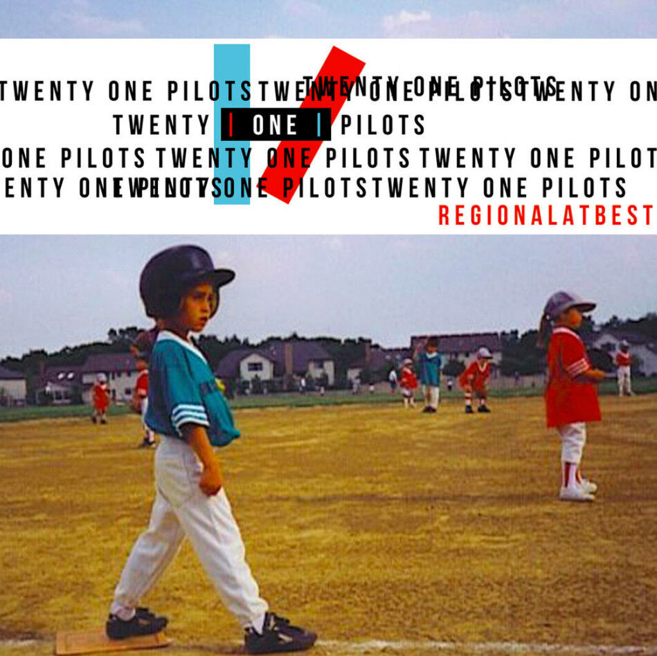 TWENTY ONE PILOTS - REGIONAL AT BEST (CD)