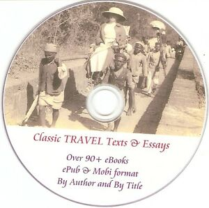 Classic-TRAVEL-eBooks-for-Kindle-Sony-Readers
