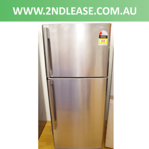 RENT STAINLESS STEEL FISHER AND PAYKEL FRIDGE WITH 2NDLEASE
