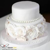 Heaven cake/ gateau du paradis / Birthday cake / wedding