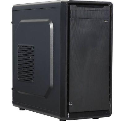 AMD Quad Core Gaming PC Computer 8GB 1TB Radeon R7 Custom Built Desktop Win 10