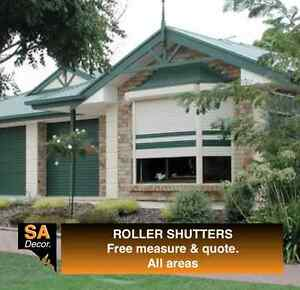 Roller Shutters - Free measure & quote. Reynella Morphett Vale Area Preview