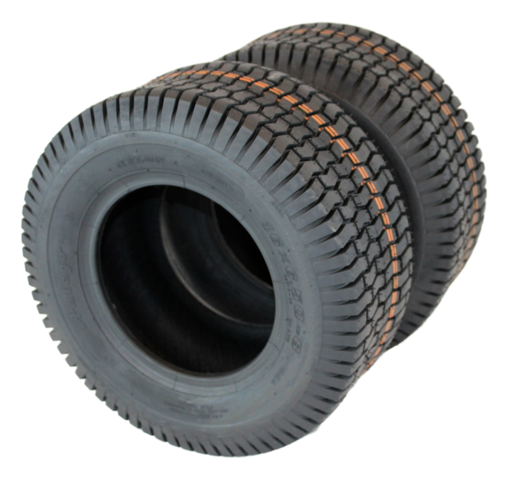 Купить Antego ATW-001 - Set of 2 New 16x6.50-8 Turf Tires for Lawn and Garden Mower ** FREE SHIPPING **