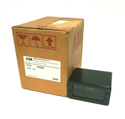 NEW ABB 1162952 RELAY TYPE SG 125V