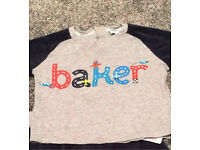 Ted baker tracksuit 6-9m