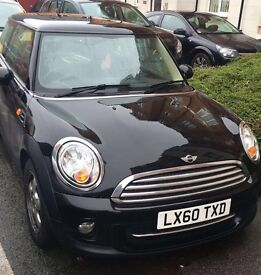 MINI COOPER 1.6 2010 facelift model- 39000 miles- full MINI service history *will take offers*