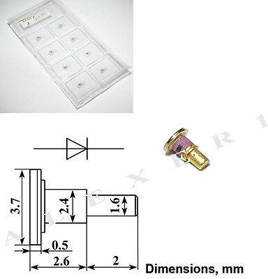 1x 3a726b Ussr Military Oscillator Gunn Diode 13.5 - 15 Ghz 200mw