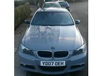 Bmw 3 series e90 325d m sport excellent condition Fsh from Bmw, e92,m3,c250,a4