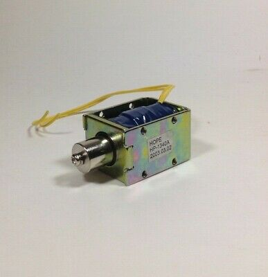 Small Electric Motor Labled Hope Hp-1340a