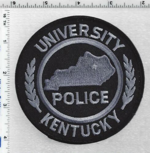 University Police  (Kentucky) 1st Issue Subdued Shoulder Patch