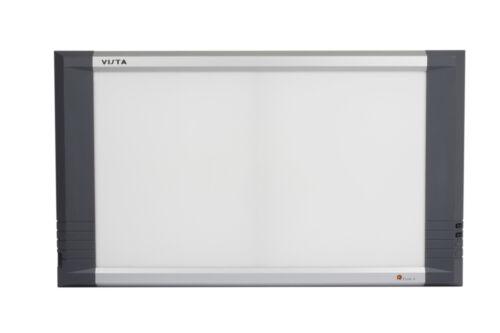 "VISTA X-Ray Film Viewbox, 2-Bank (14"" x 17"" Two Films), Auto Film Activation SW"