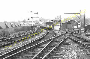 Buxton Railway Station Photo. Millers Dale and Peak Forest Lines. Midland (8)