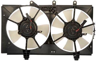 Engine Cooling Fan Assembly-Radiator Fan Assembly fits 03-05 Dodge Neon 2.4L-L4