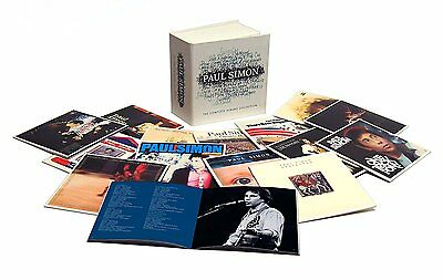 "Paul Simon ""The Complete Albums Collection"" 15 CD Box Set"