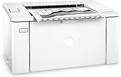 NEW HP LaserJet Pro M102w Wireless Laser Printer, G3Q35A#BGJ