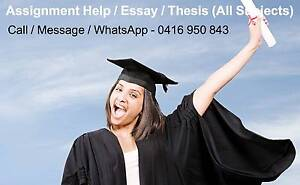 Assignments / Essay Help / Thesis / Research Proposal Melbourne CBD Melbourne City Preview