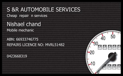S&R  automobile repairs and services Macquarie Fields Campbelltown Area Preview
