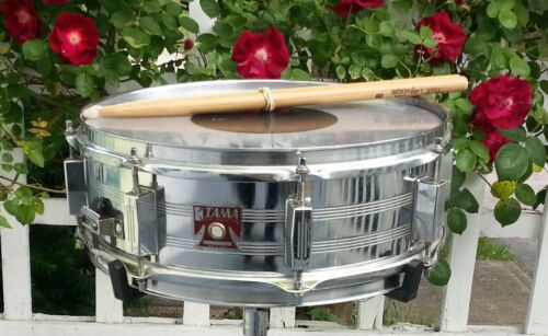 TAMA Swingstar snare drum - vintage 1982 Japan - for drum set - very nice!