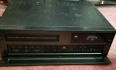 Psa Security Network Gyr Time Lapse Video Cassette Recorder 30208490 Tlc800r