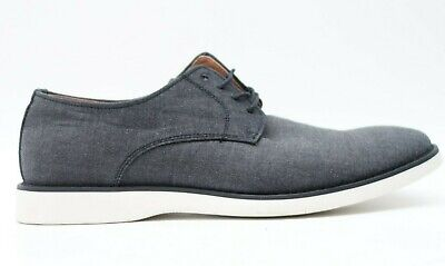 J75 By Jump Atwood Mens US 12 Gray Wedge Ox Dress Cushion Comfort Shoes