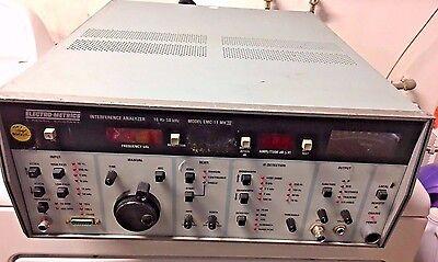 Electro-metrics Interference Analyzer Model Emc-11 Mk 4 16hz-50khz