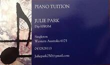 Piano Lessons Singleton Rockingham Area Preview