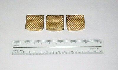 3 Ames 4553 Tissue-tek Sakura Cryocut Cryostat Microtome Specimen Holders Chucks