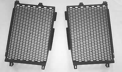 Genuine BMW Motorrad Radiator Guards for R1200GS LC 2017 and onward