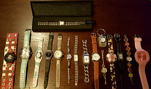 """BARGAIN """"16 WATCHES"""" Henley Beach South Charles Sturt Area Preview"""