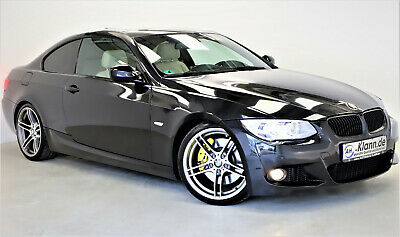 BMW 335i xDrive Coupe 306 PS M-Performance VOLL SHZ