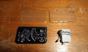 New 3DS XL - Pokemon (Case + Charger) with Modded CFW
