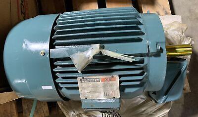Reliance Electric Motor P25g7402 15 Hp 3 Ph
