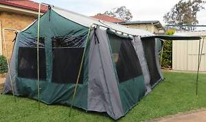 Tent Brumby 15X12 Fletcher Newcastle Area Preview