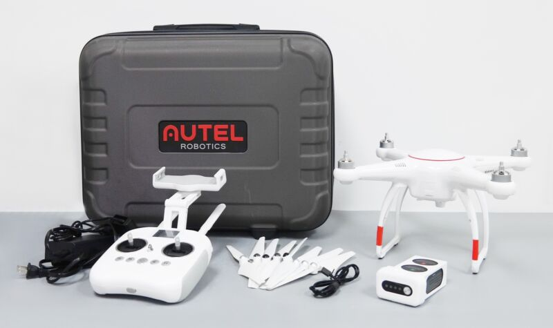 Autel Robotics - X-Star Premium Quadcopter with Remote Controller