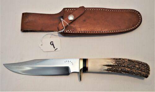 "De Leon 6"" blade Model ""BL"" Knife"