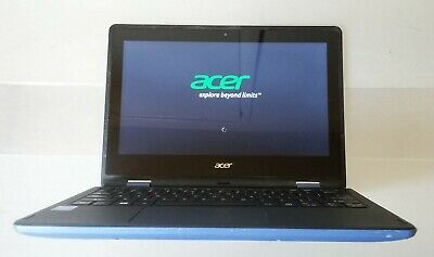 "Acer Aspire R3-131T Convertible 11.6"" Touch-Screen 2 GB RAM 32 GB SSD Windows 10"