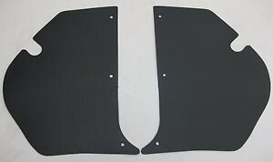 NEW AUSTRALIAN MADE BLACK KICK PANELS SUITS HD HR HOLDEN UTE VAN SEDAN WAGON