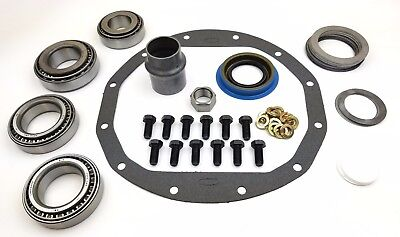 GM Chevy 12 bolt Master Ring and Pinion Installation Kit Car Timken USA Bolt Kit Main Bearing