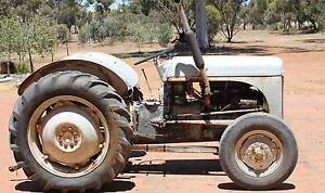 TEA20 Tractor Wongan Hills Wongan-Ballidu Area Preview