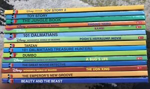 Berenstain Bears, Disney Movie, & Franklin Children's Books