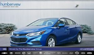 2017 Chevrolet Cruze LT Auto SUNROOF|BLIND SPOT ASSIST|BOSE|R...