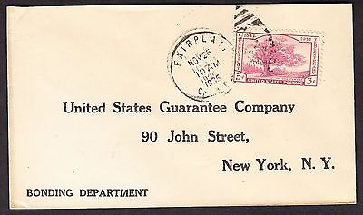 United States Guarantee Company Insurance Advertising Cover   630